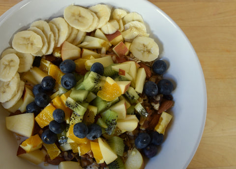 HOW TO MAKE SUPREMELY HEALTHY BREAKFAST, EASILY?
