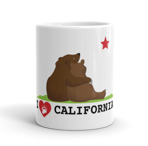 Coffee Mug / California Love Bears - Cal31.com