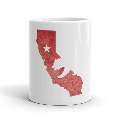 Coffee Mug / California State Flag - Cal31.com