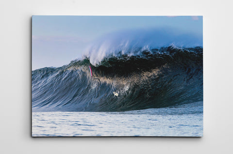 Lost Surfboards Canvas Print Dave Nelson Signature Series - Cal31.com