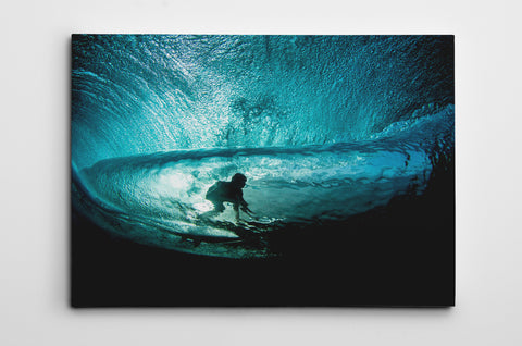 Underwater Canvas Print Dave Nelson Signature Series - Cal31.com