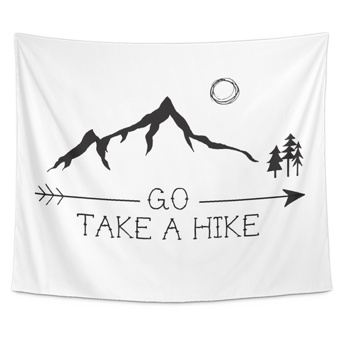 Wall Tapestry / California Republic / Take A Hike - Cal31.com