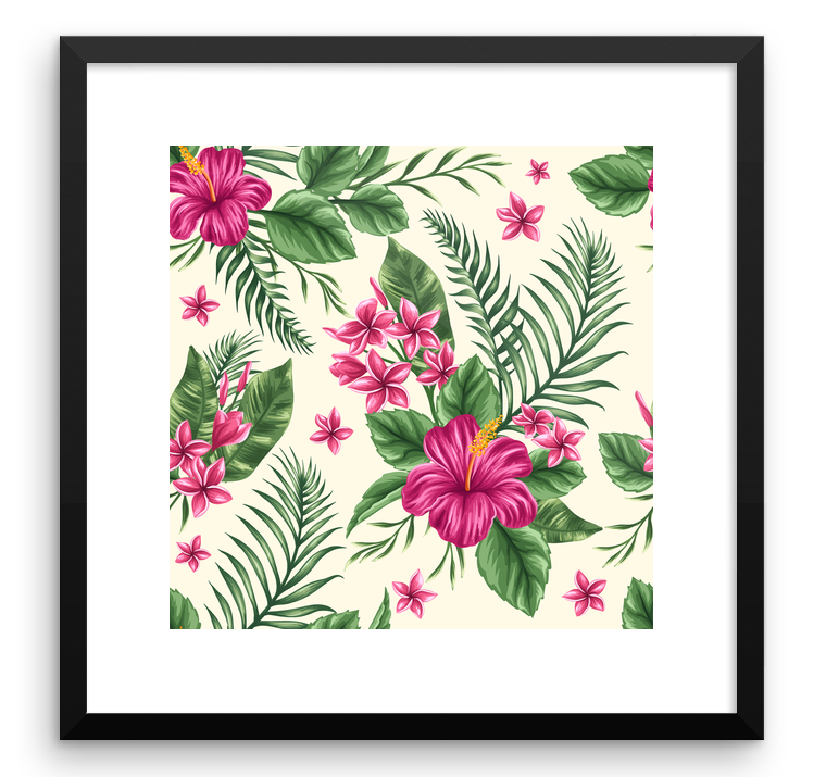 Wall Art / Lovely Pink Flower Blossom - Cal31.com