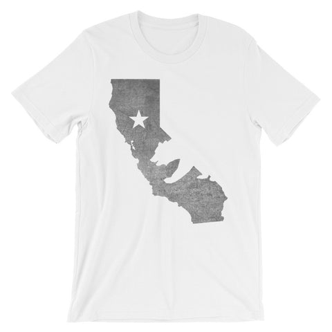 California State Map T-Shirt - Cal31.com