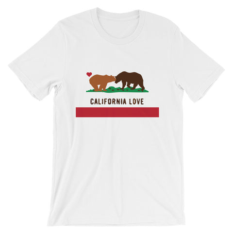 California Love Bears T-Shirt - Cal31.com