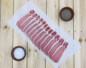 300g Cleveleys Dry Cured Smoked Bacon