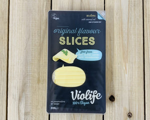 Violife Sliced Cheddar Style Cheese (vegan) 200g