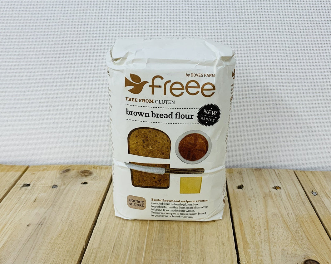Gluten Free Brown Bread Flour (Free From) 1kg