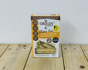 Gluten Free Origin Earth Crackers (Free From) 150g