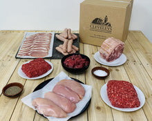 Load image into Gallery viewer, Butcher's Classic Meat Box