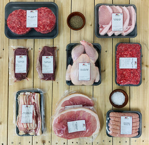 Butcher's Tri Steak Meat Box