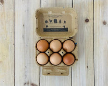Load image into Gallery viewer, 6 Havensfield Free Range Eggs