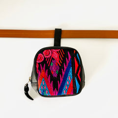 Mini Huipil Belt Pouch