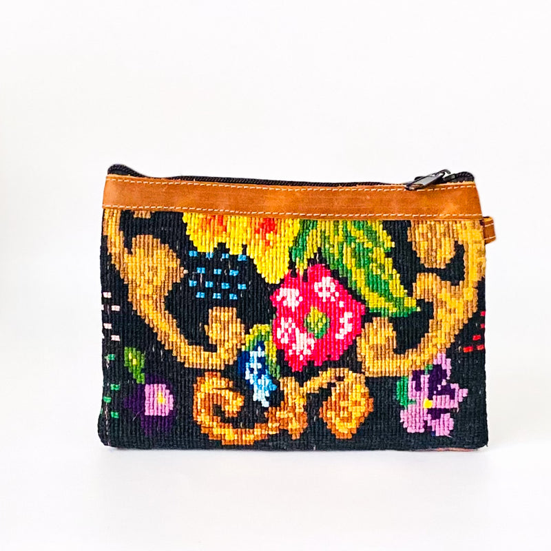 Chichi Huipil Clutch