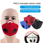 Reusable Mask with Integrated PM 2.5 Filter - ShopiBox
