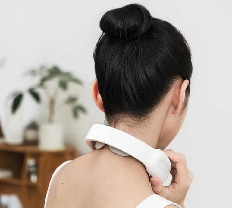 Smart Electric Shoulder And Neck Massager - ShopiBox