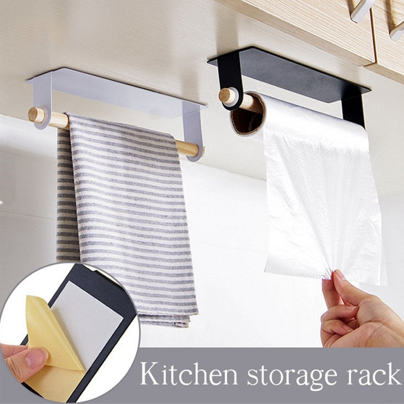 Fashion Towel Rack Storage Box