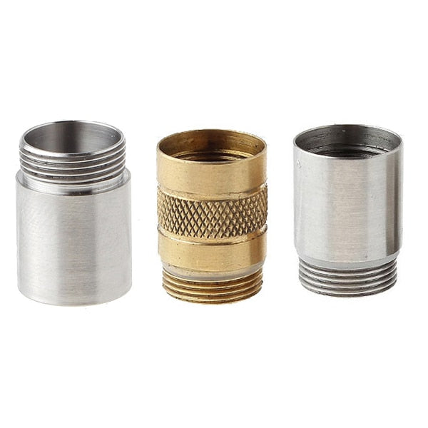 Brass Extension Tube Through-hole Accessories for DQG Hobi