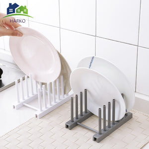 Kitchen Organizer Pot Lid Rack Stainless Steel Spoon Holder