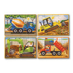 Load image into Gallery viewer, Melissa & Doug Construction Vehicles in a Box
