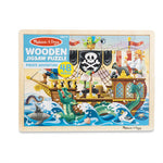 Load image into Gallery viewer, Melissa & Doug Pirate Jigsaw Puzzle