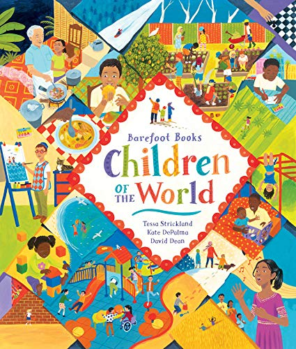 Barefoot Books Children of the World (soft cover)