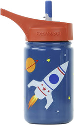 Load image into Gallery viewer, Eco Vessel Stainless Steel 13 oz Water Bottle