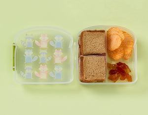 Sugar Booger Sandwich Box