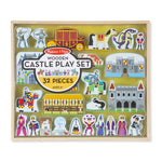 Load image into Gallery viewer, Melissa & Doug Wooden Castle Play Set
