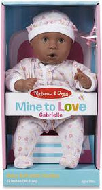 Load image into Gallery viewer, Melissa & Doug Mine to Love Doll