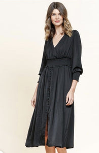 Hammock & Vine 3/4 Sleeve Dress
