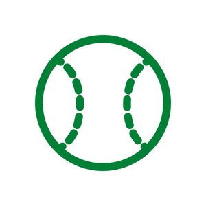 Sporting goods category icon