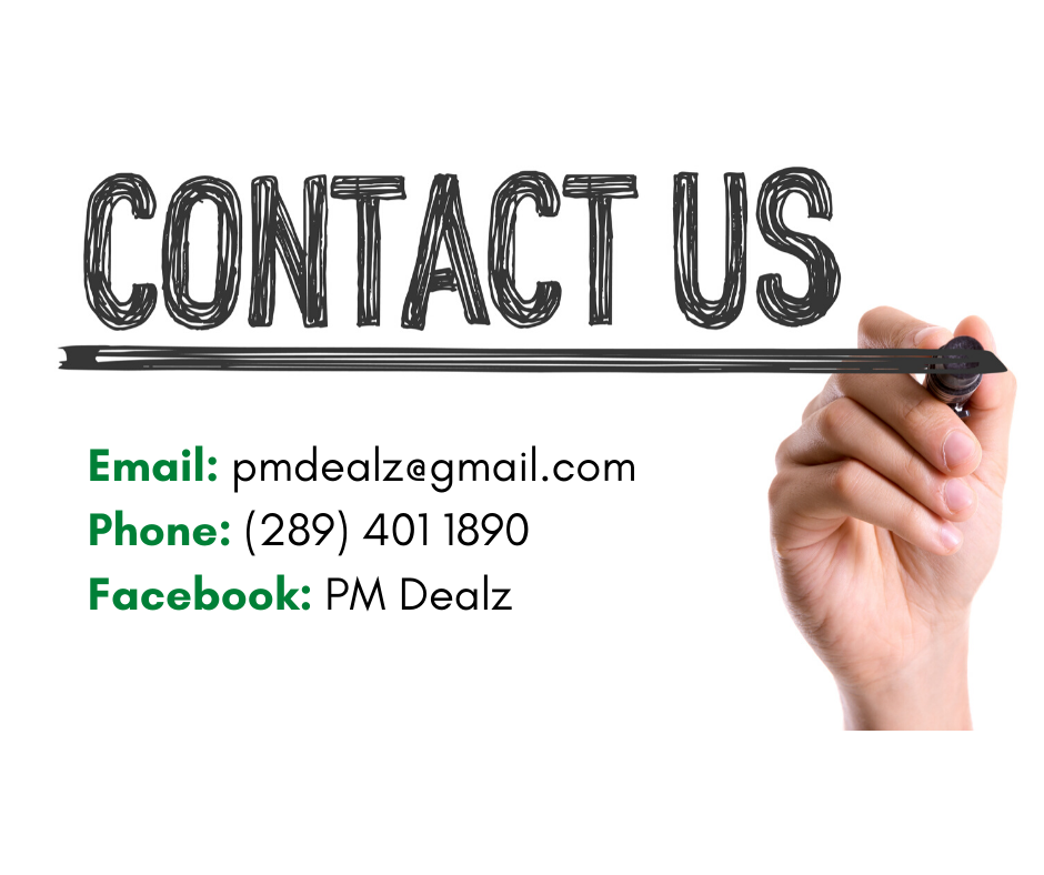 Contact Us Graphic Image with phone number and e-mail