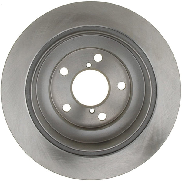 ACDelco 18A396A Advantage Non-Coated Rear Disc Brake Rotor