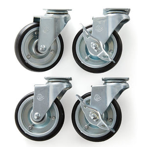Belmont Kitchen Island Set of 4 Casters (pn 172070)
