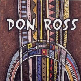 Don Ross - Don Ross, Audio CD