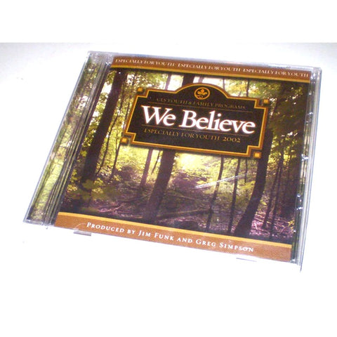 We Believe - CES, Jim Funk & Greg Simpson, Audio CD