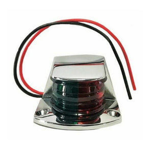 Charter Marine Bi-Color 3 Inch Classic Bow Light 12V