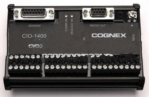 Cognex CIO-1400 In-Sight 1400 I/O Expansion Module