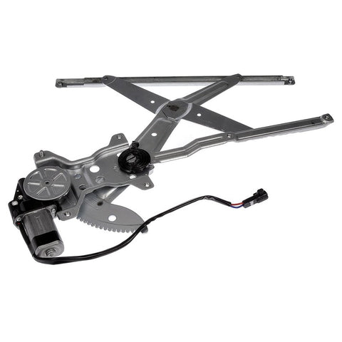 Dorman 741-801 Front Left Power Window Regulator And Motor Assembly for Toyota Corolla 1998-2002