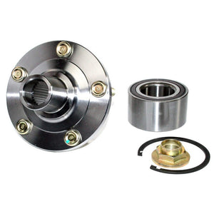 Dura International 295-96023 Front Wheel Hub Kit Mazda 3/5