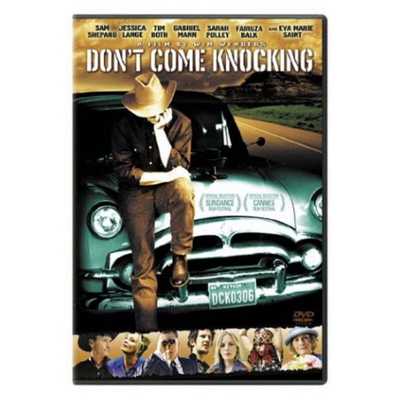 Don't Come Knocking, DVD Movie