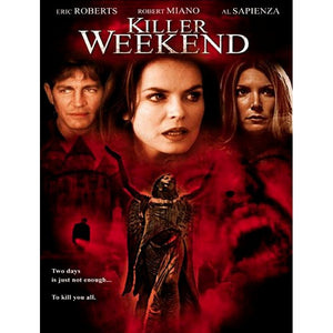 Killer Weekend, DVD Movie