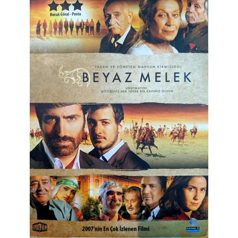 Beyaz Melek, DVD Movie, Turkish