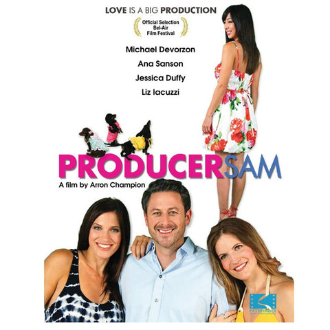 Producer Sam, DVD Movie