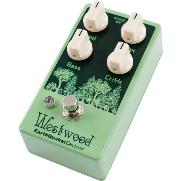 EarthQuaker Devices Westwood Translucent Overdrive Manipulator