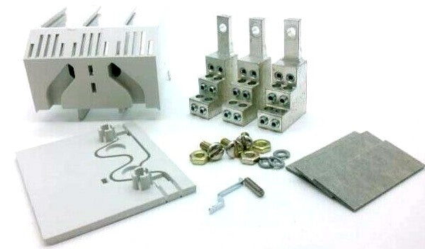 Eaton Cutler-Hammer 3TA125E6K 6-Wire Terminal Connector Lug Kit for EG Frame with 3-Pole Terminal Shield
