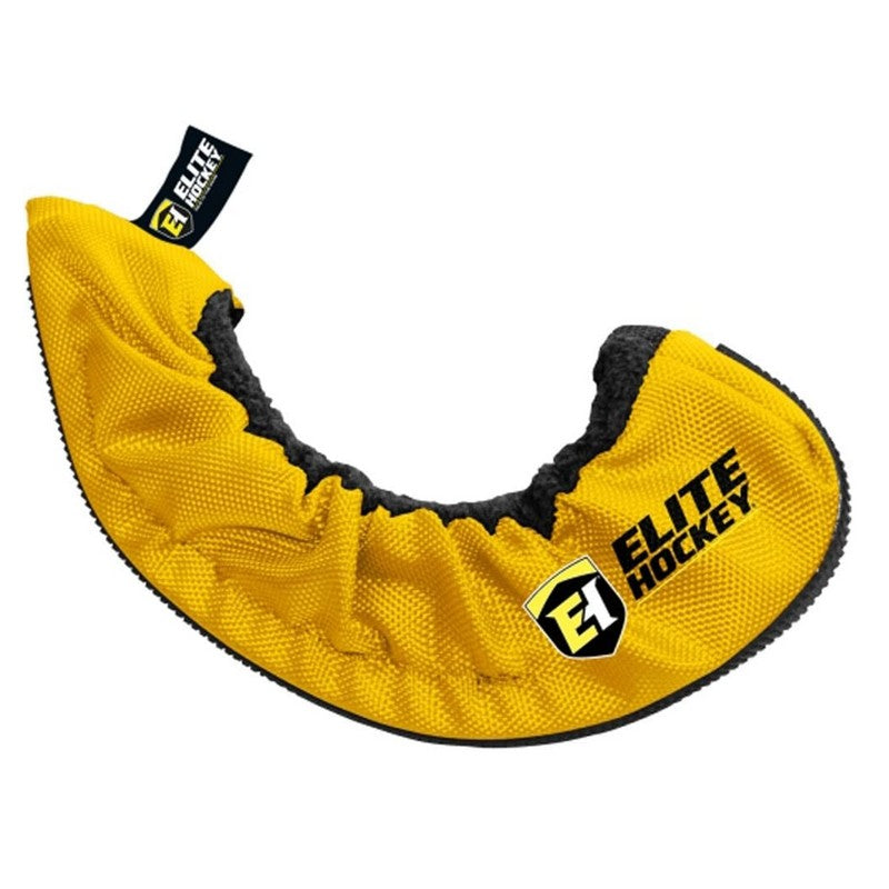Elite Hockey Pro-Skate Guard, Extreme Walking Soaker, Yellow, Junior/Medium, Size 1-5