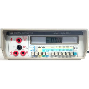 GW Instek GDM-8034 Bench-Top Digital Multimeter