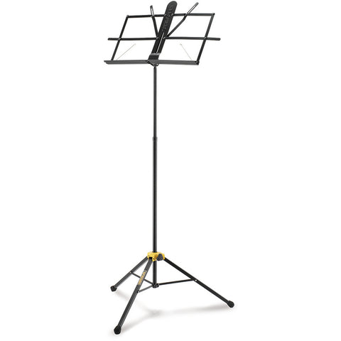 Hercules BS100B Two-Section EZ-Glide Music Stand with Bag